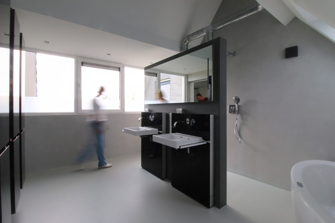 Inloopdouche Met Wastafelmeubel : Sneek u2014 use architects