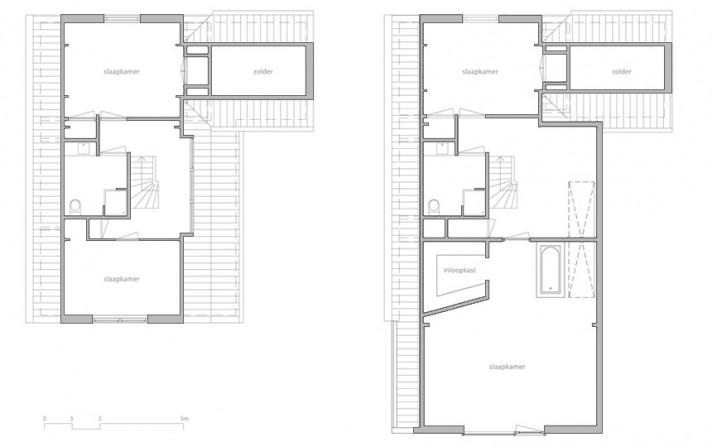 verdieping bestaand en nieuw